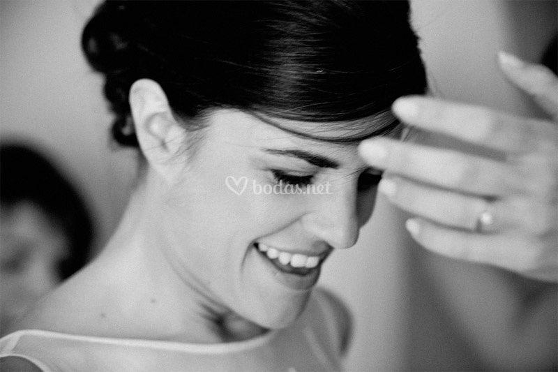 Un retrato de la novia