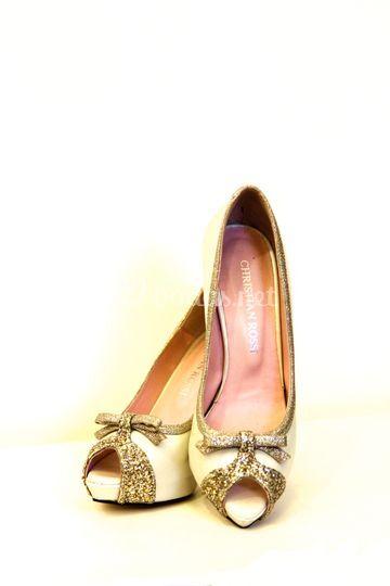 Buscando calzado de novia