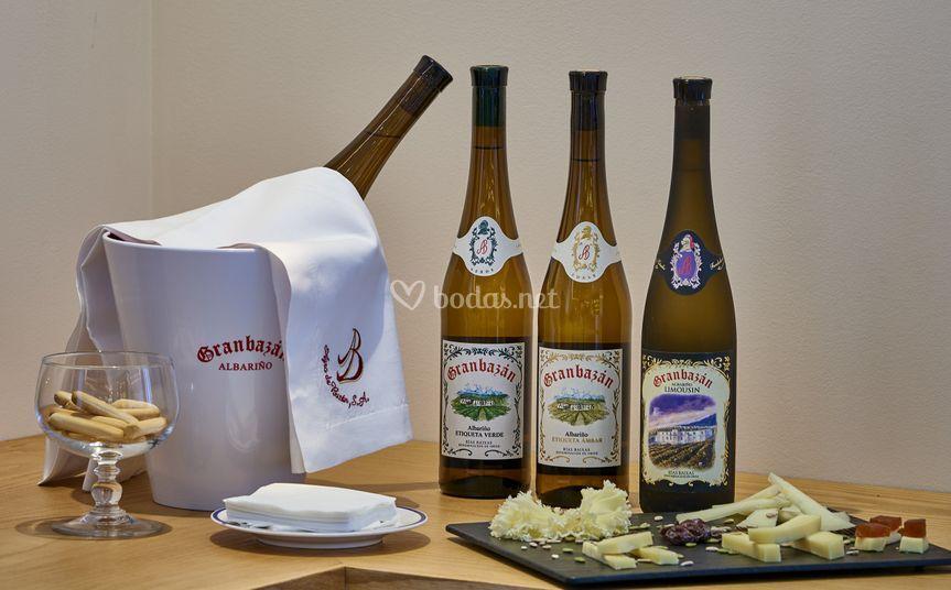 Vinos Granbazán
