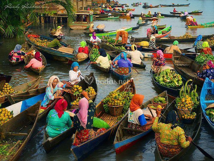 Mercado fluvial