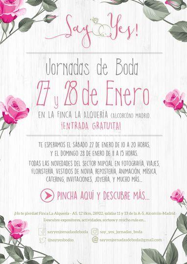 Feria bodas alcorcon