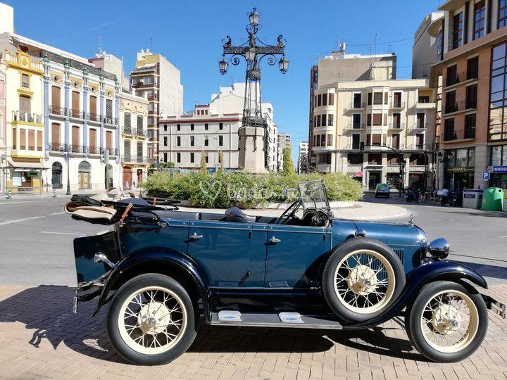 Ford A Phaeton 1929
