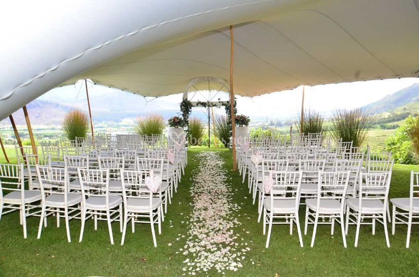 Ceremonias cubiertas