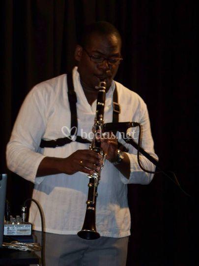 Boris clarinete