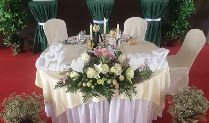 Presentación mesa