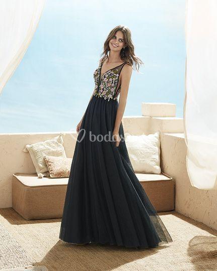 66e5d724b 3J2F3 Marfil vestido invitada de Grace Barcelona | Foto 313