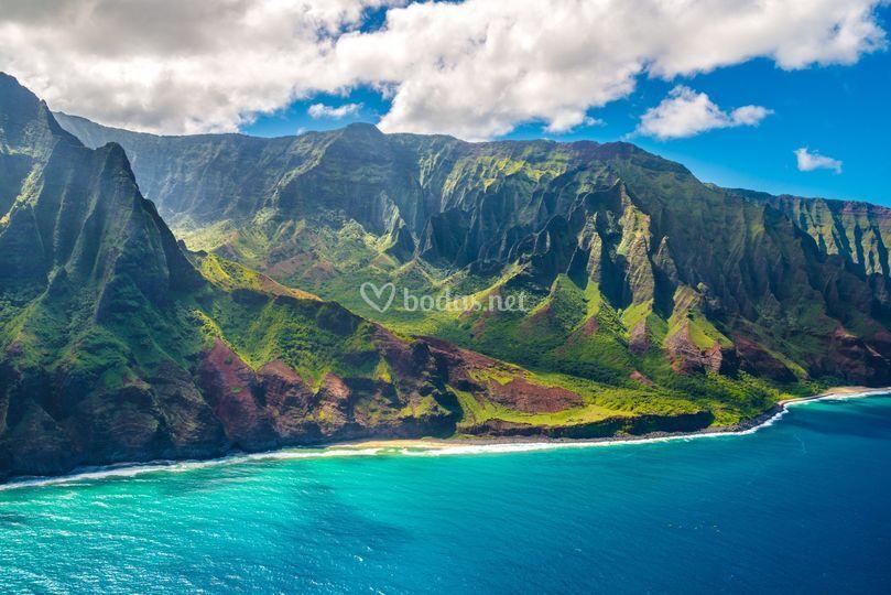 Hawaii - Isla de Kauai