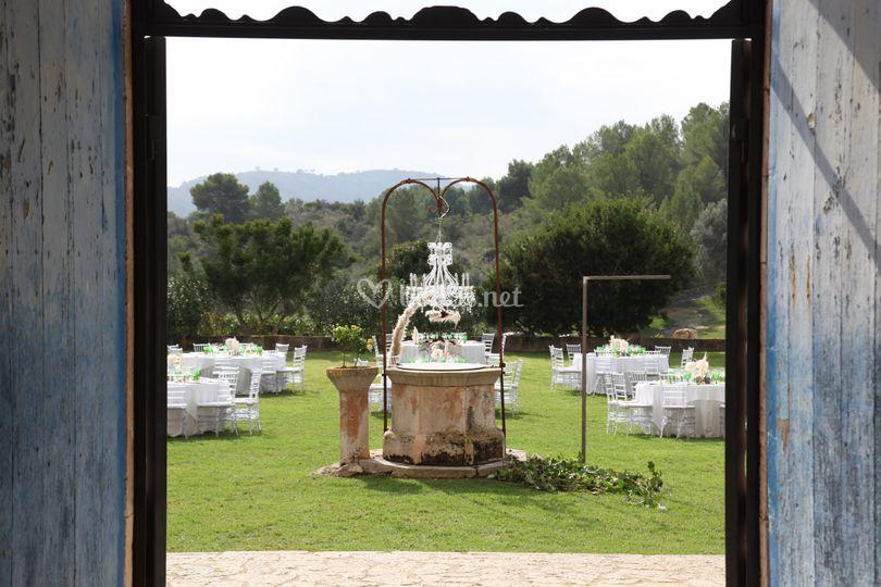 Finca de boda