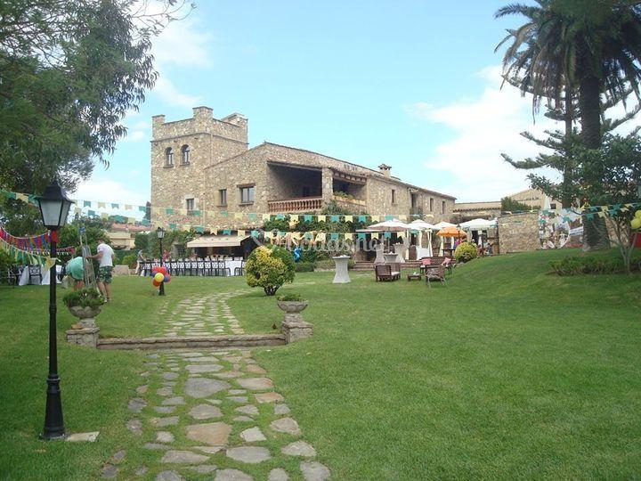 Boda en masia Mas Falet 1682
