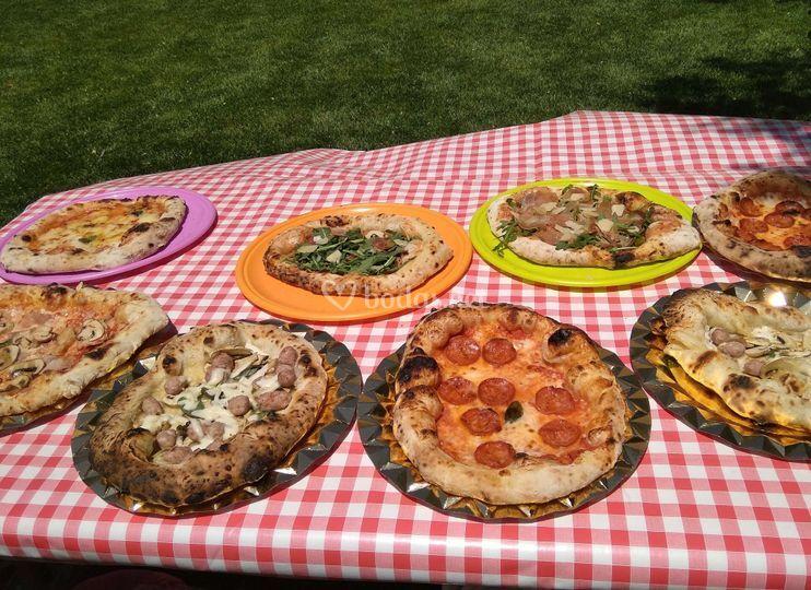 Jhonnys pizzaparty