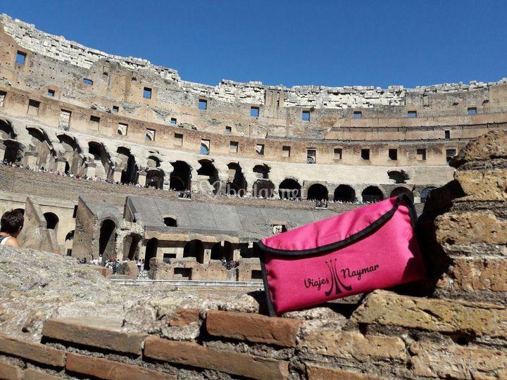 Viajes Naymar en Roma