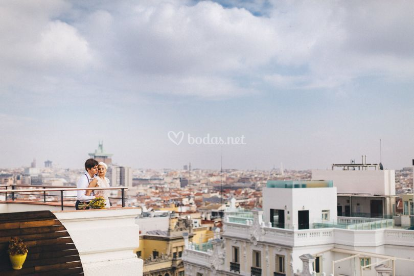 Bodas de destino: Madrid