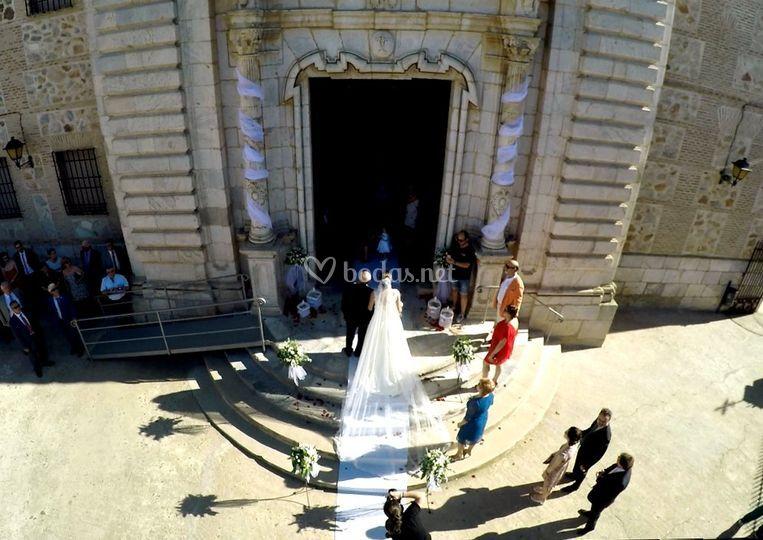 Lugar de la ceremonia