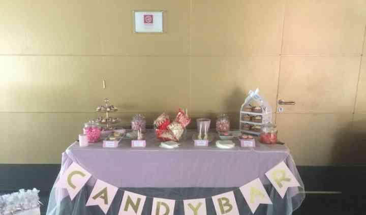 Mesa dulce boda I&S