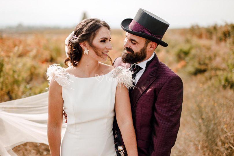 Fotógrafa bodas La Rioja