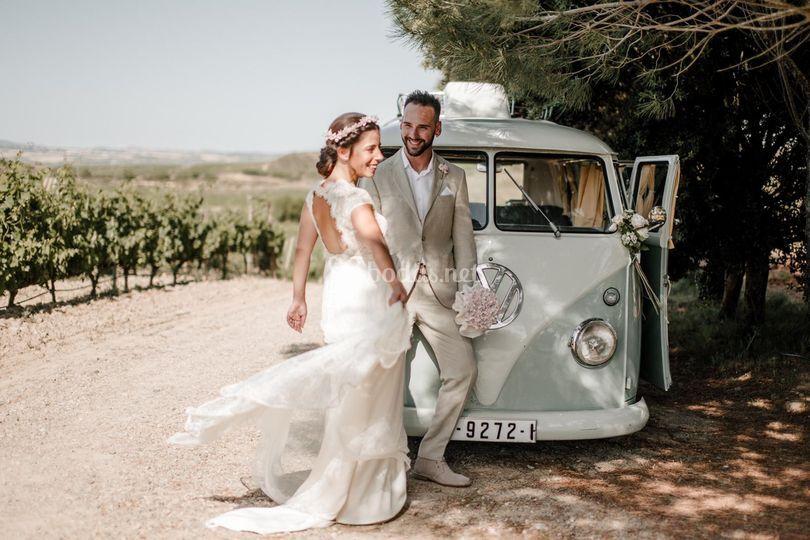Fotógrafa bodas Aragón/Navarra