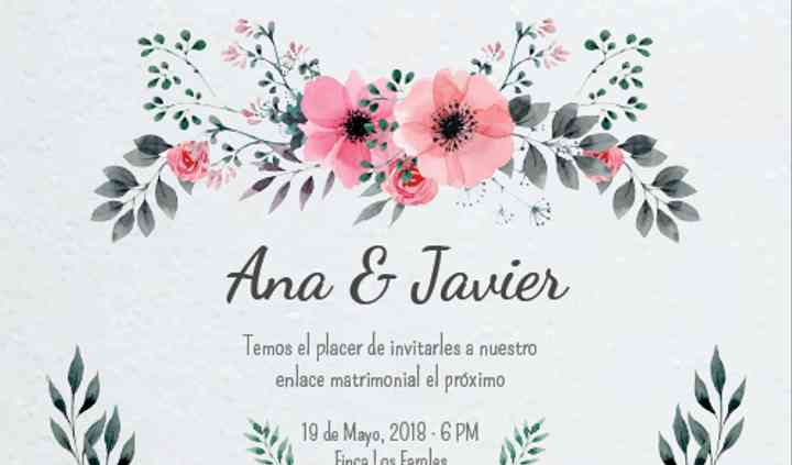 Ana y Javier