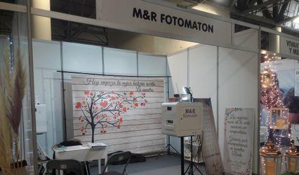 M&R - Fotomatón