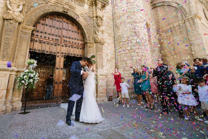 boda bonita iglesia jaen de lumine | foto 70