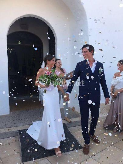 Marie&Jules! Congrats!