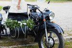 Decoración moto