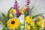 Ramo con flor de verano