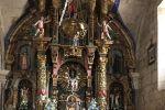 Iglesia azúl/blanco
