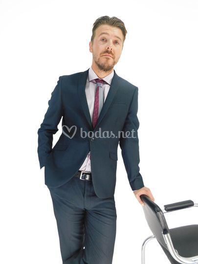 Trajes, conjuntos, moda hombre