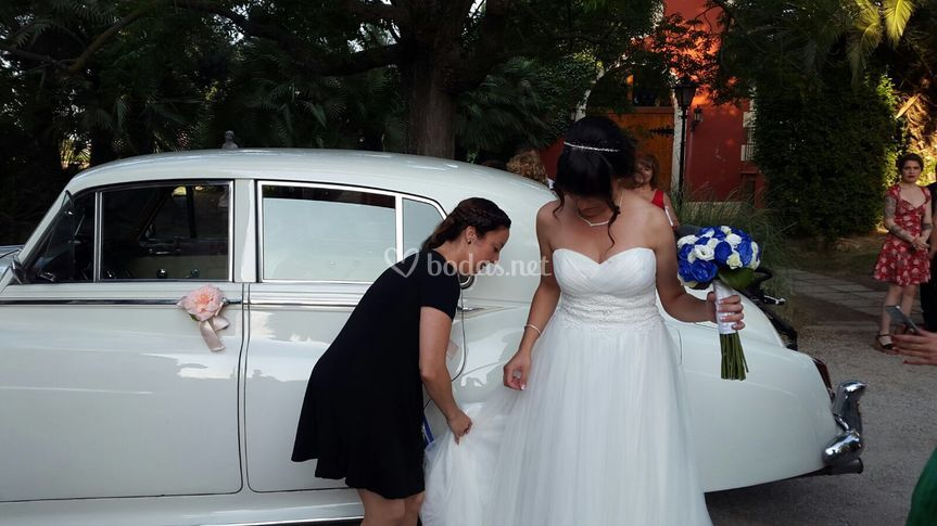 Servicio wedding planner