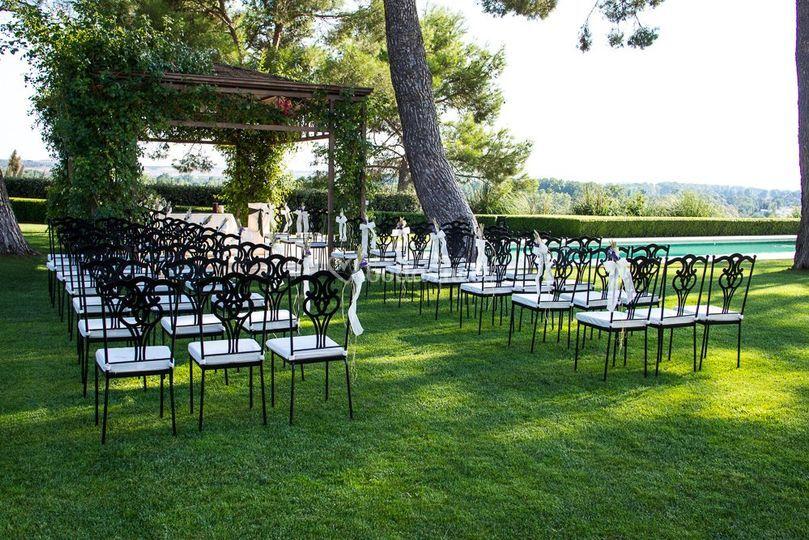 Celebración boda civil