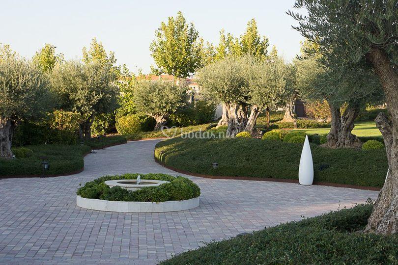 Jardín del Mirador