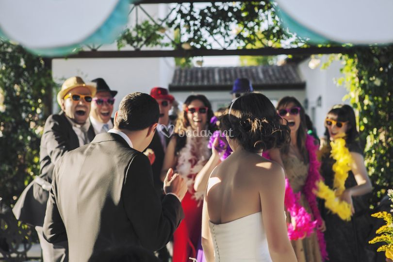 Celebración ceremonia civil