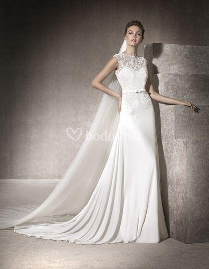 vestidos de novia bianca zaragoza – vestidos de noche