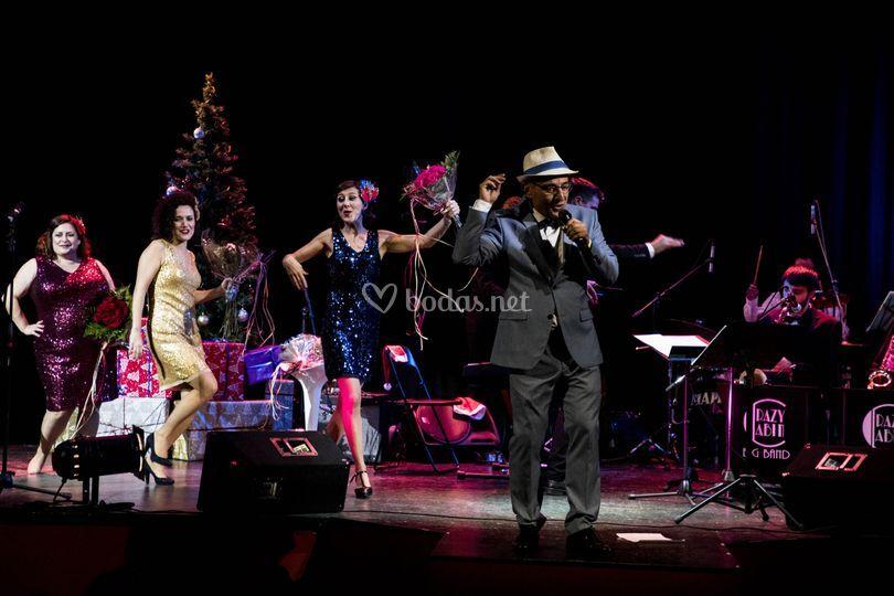 Sinatra Tribute Crazy Cabin