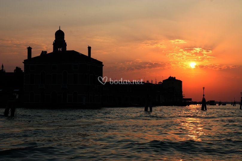 Fotografías puestas de sol