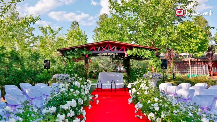 Los jardines del alberche los jardines del alberche for Jardin oriental aldea del fresno