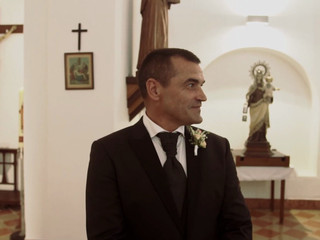 María y Teté - el día de nuestra boda