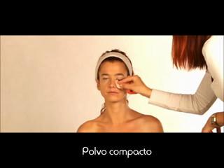 Maquillaje natural para fotos