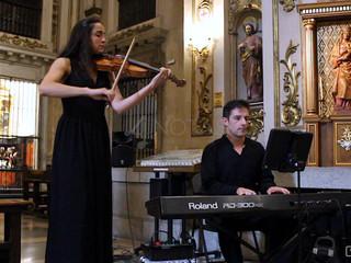 Aleluya de Leonard Cohen - Dúo de violín y piano