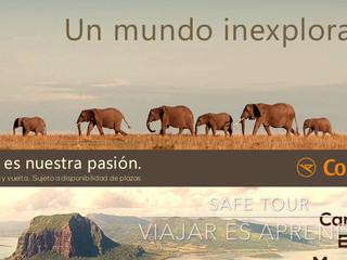 Safaris, playas, muchas opciones