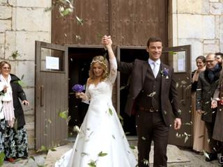Tráiler de la boda de Laura y Conan