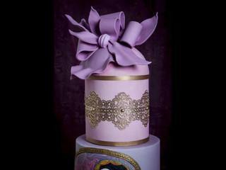 Tartas de boda Wedding Painting Cakes
