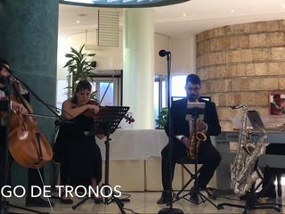 Detiqeta Cuarteto - Juego de Tronos