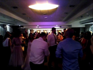 Sonifón, boda en Somio Park