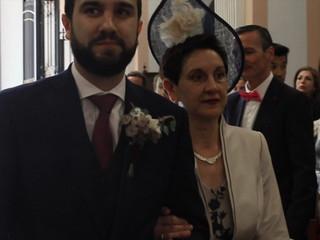 Tráiler Inés y Víctor