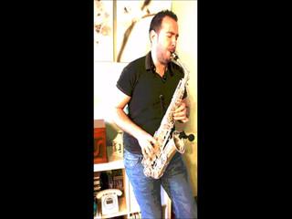 Mi principio y mi fin - Manu Martos sax cover