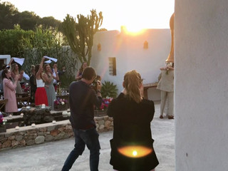 Amazing moment from E & N wedding