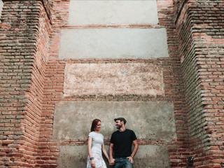 Slide de Mónica y Sergio