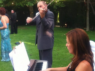 Canon de Pachebel con piano y violín
