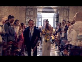 """Vídeo resumen de la boda de """"Sara & Ale""""."""